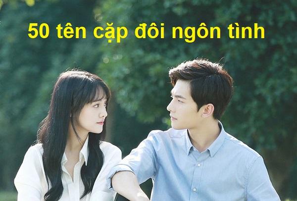 Top 50 tên cặp đôi ngôn tình Trung Quốc hay nhất, Tiêu Nại và Bối Vy Vy