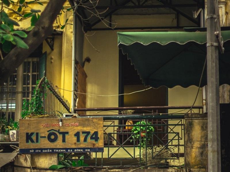Cách đặt tên quán cafe theo địa chỉ, cafe kiot 174