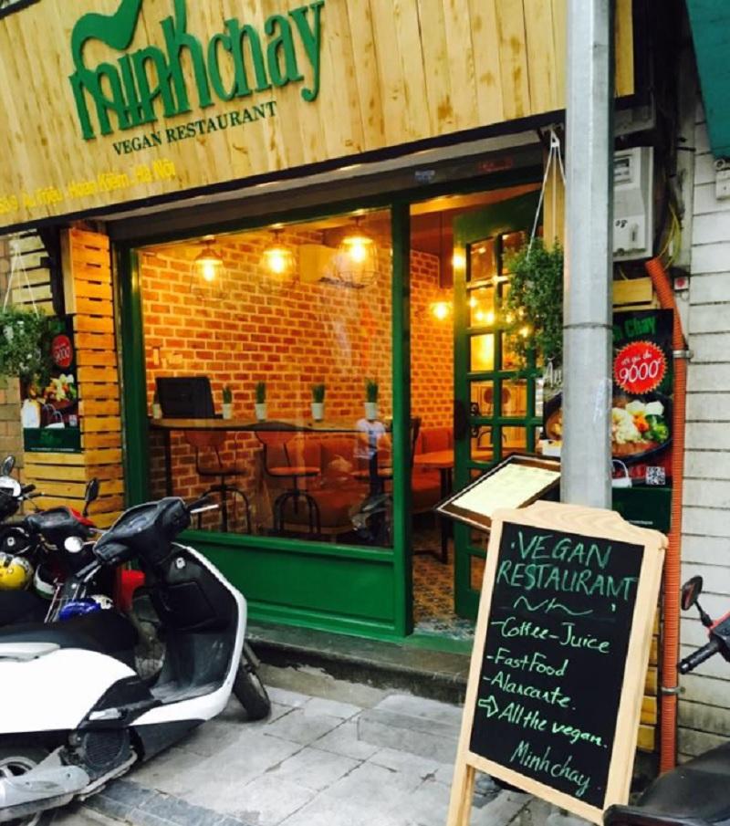 Nên đặt tên quán ăn chay là gì thu hút khách? Đặt tên quán ăn chay ấn tượng. Đặt tên quán ăn chay theo tên chủ quán