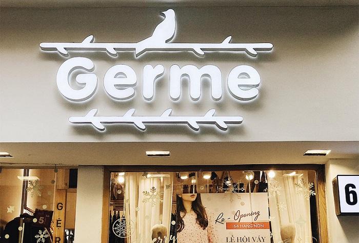 Cách đặt tên cho shop quần áo, Đặt tên shop quần áo hay theo tiếng Pháp