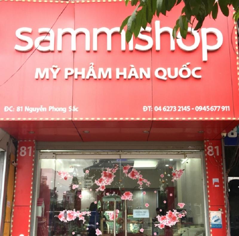 Cách đặt tên cho cửa hàng mỹ phẩm hay. Đặt tên cửa hàng mỹ phẩm theo xuất xứ sản phẩm