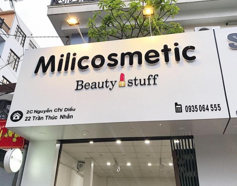 Cách đặt tên cho cửa hàng mỹ phẩm hay. Đặt tên cửa hàng mỹ phẩm theo tên nước ngoài