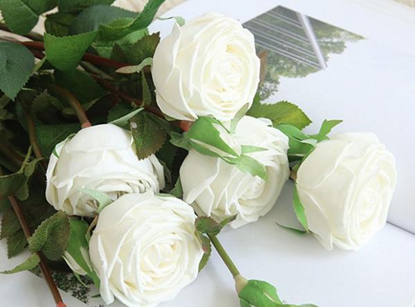 Ý nghĩa các loài hoa, ý nghĩa hoa hồng trắng