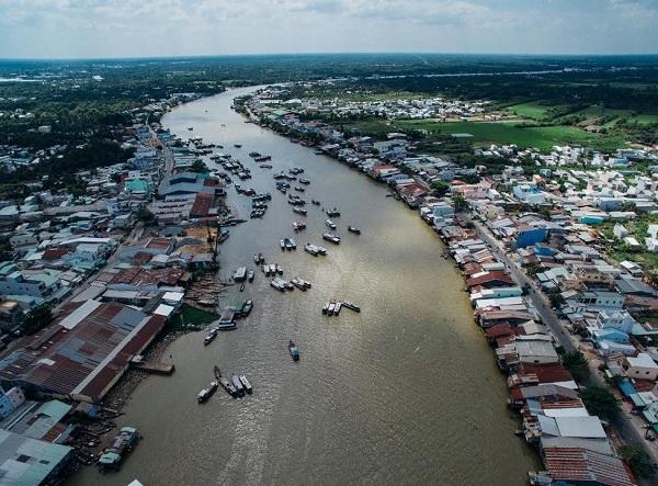Tên các con sông lớn ở Việt Nam, sông Cửu Long